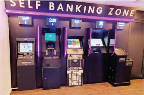 Amana Bank unveils Digital Self Banking Zone