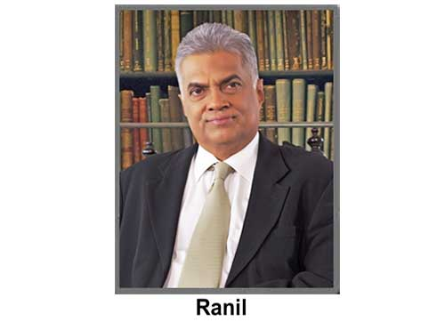 Ranil mocks govt. for begging from businessmen USD 10m to import vaccine – The Island