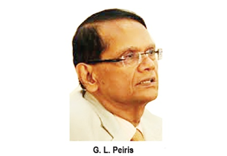 New Constitution to Parliament before end of 2021 – Prof. Peiris – The Island