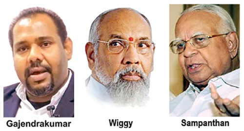 TNA, allies call for outfit like IIIM in Syria to probe SL – The Island