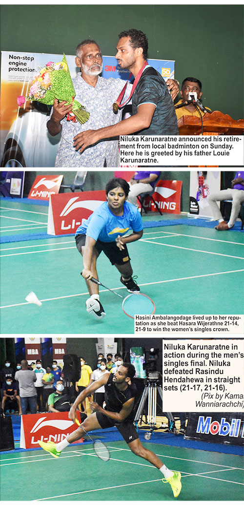 badminton 2 in sri lankan news