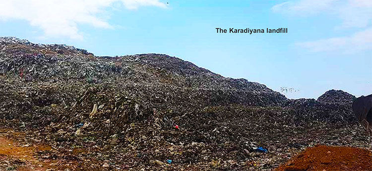 Support move to generate electricity from garbage – The Island